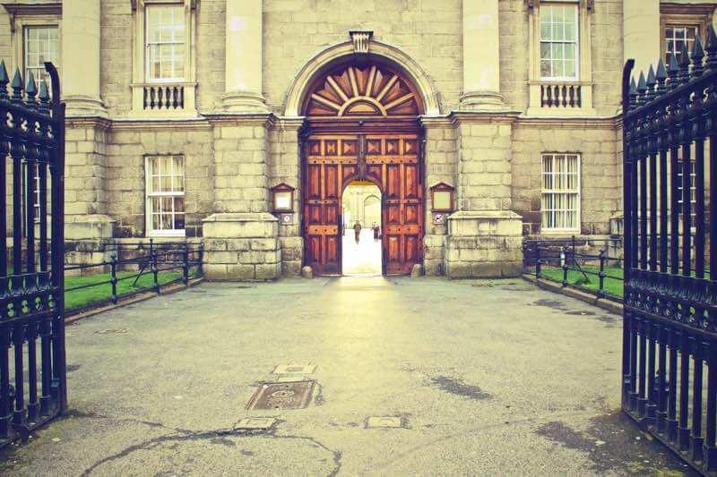 Security via beautiful courtyard gates